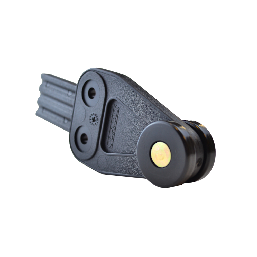 Image Stronghold Black Tab Curtain Roller